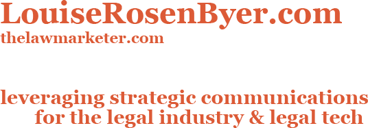 Louise Rosen Byer Blog